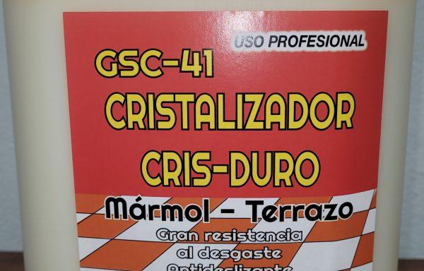 CRISTALIZADOR GSC 41  5L.