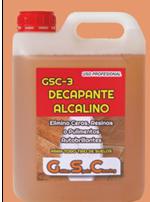 DECAPANTE ALCALINO GSC-3