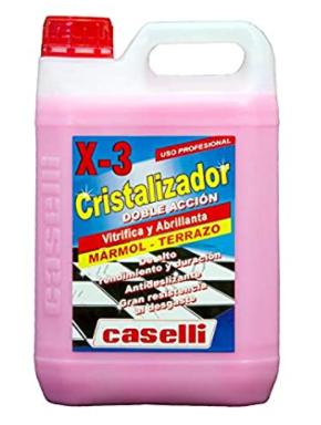 CRISTALIZADOR CASELLI X-3  5 L.