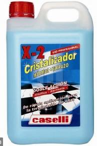 CRISTALIZADOR CASELLI  X-2  5 L.