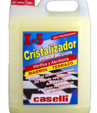 CRISTALIZADOR CASELLI  X-5  5 L.